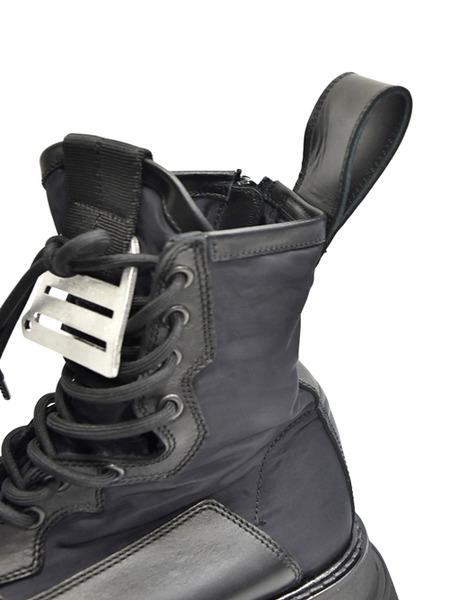 JULIUS military boots  通販 GORDINI010