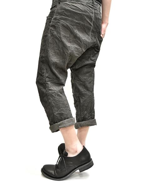 Nostrasantissima drop crotch pants通販 GORDINI006