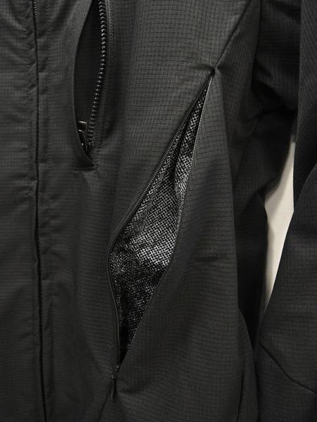 CIVILIZED ヴェロシティフードジャケット 通販 GORDINI007