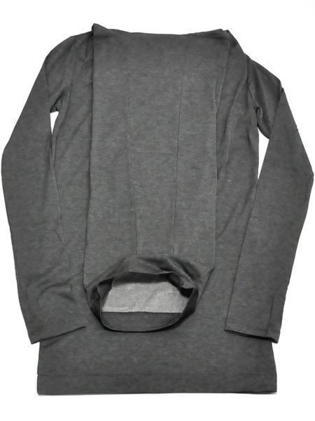 JULIUS ボリュームネック gray 通販 GORDINI006