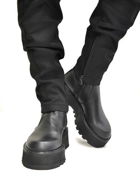 JULIUS engineer boots 着用 通販 GORDINI001