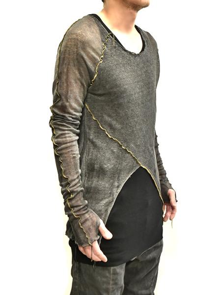 Nostra pullover 着用 通販 GORDINI003
