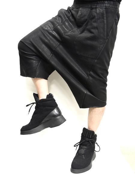 JULIUS coated crotch 通販 GORDINI009