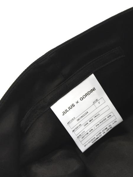 JULIUS スマッシングキャップ 通販 GORDINI001