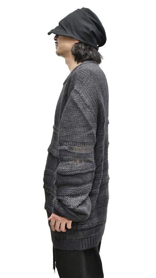 Nostra Pullover Knit 通販 GORDINI003
