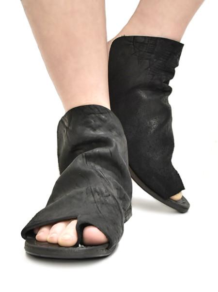 Partaille sandal cordvan 通販 GORDINI007
