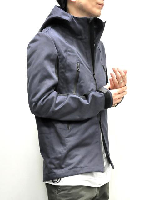 ripvanwinkle マウンテンパーカー 通販 GORDINI006