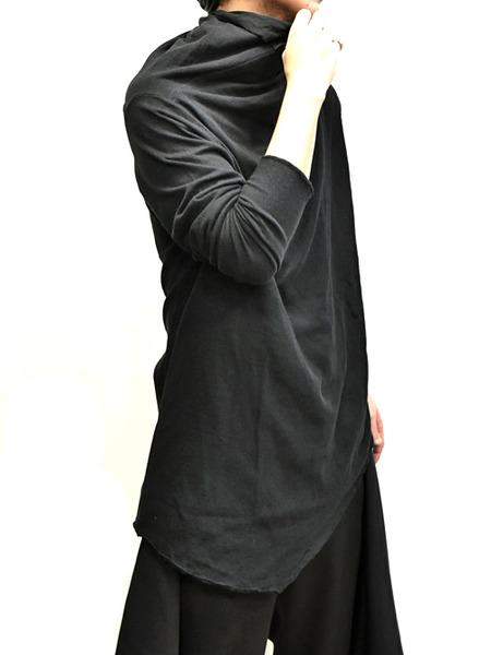 JULIUS Draping Neck Cut&Sewn 通販 GORDINI006