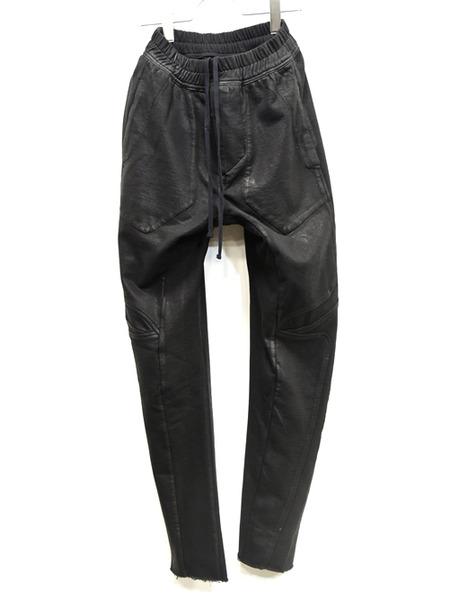JULIUS coated rider pants 通販 GORDINI001