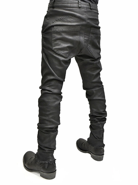 ARMYOFME skinny black 着用 通販 GORDINI004