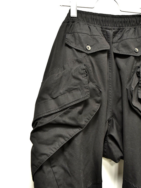 JULIUS gasmask pants 通販 GORDINI006