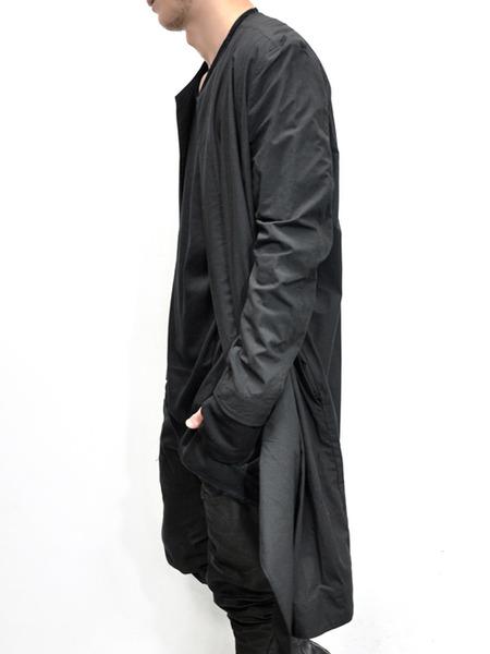 JULIUS カラーレスシャツコート 通販 GORDINI009