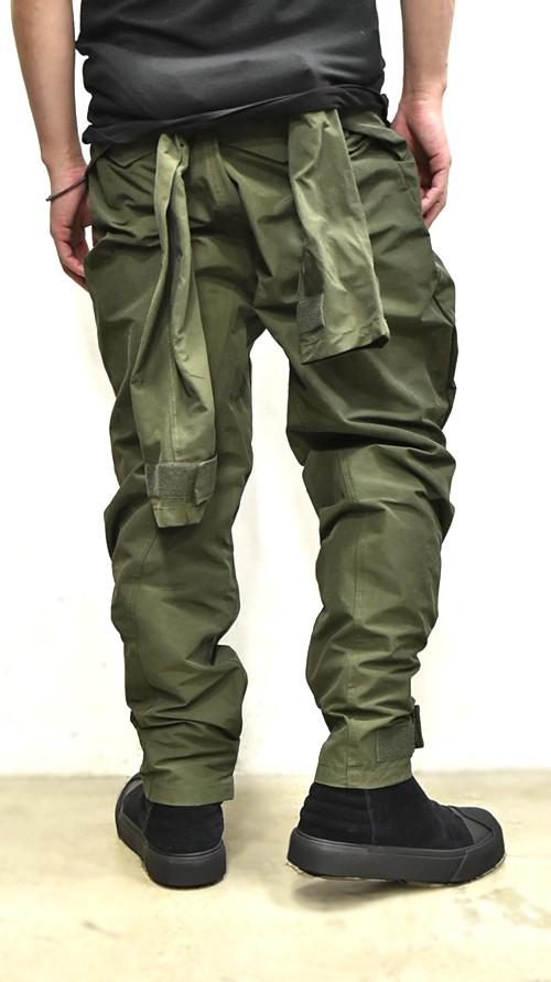 JULIUS Sleeve Baggy Pants 通販 GORDINI007