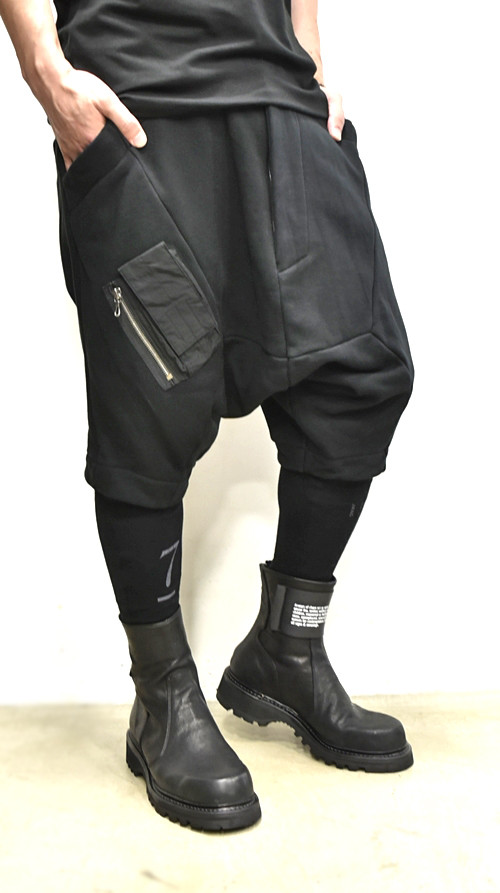 NIL JULIUS leggings blog 通販 GORDINI021
