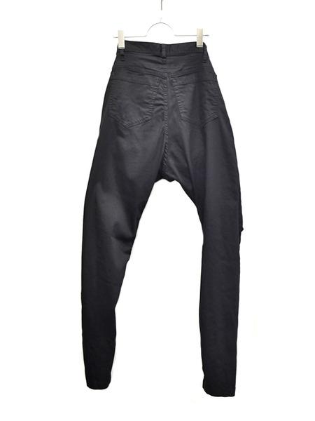 JULIUS arched pants 通販 GORDINI006 insta coorde