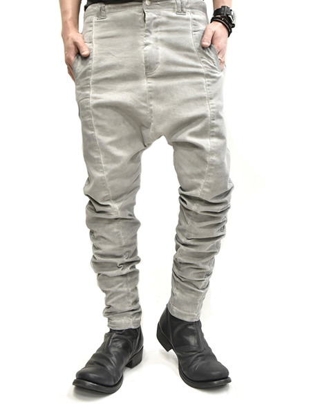 ARMY crotch pants beige 通販 GORDINI016