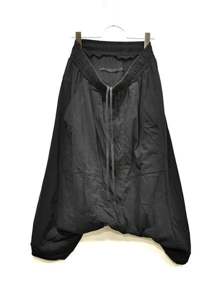 JULIUS easy croch pants 通販 GORDINI001