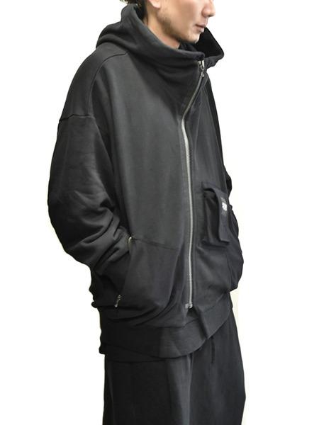 JULIUS hoodie 通販 GORDINI002