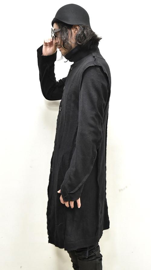 IROFUSI 裁切 Long Jacket 通販 GORDINI004