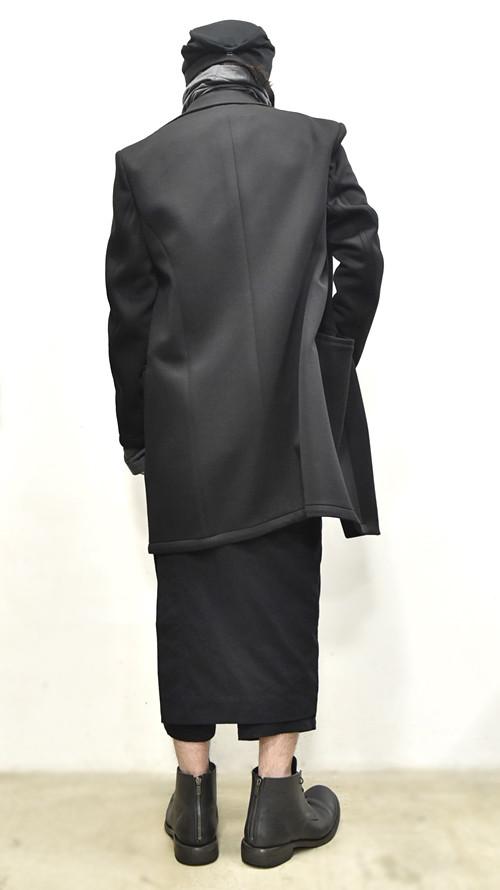 JULIUS wrap pants blk 通販 GORDINI011