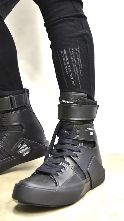 NIL JULIUS leggings blog 通販 GORDINI018