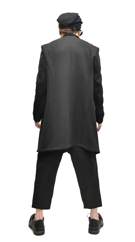 JULIUS tucked slit pants total  通販 GORDINI002