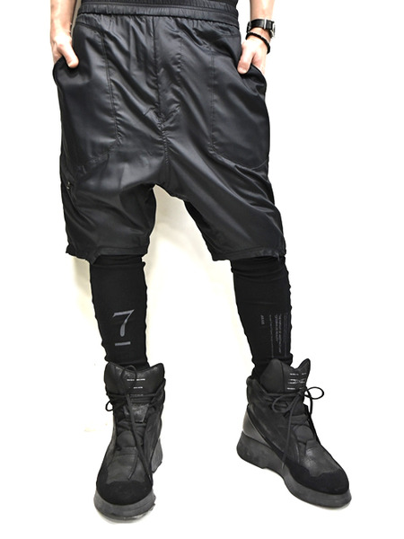 JULIUS leg poket pants 着用  通販 GORDINI009