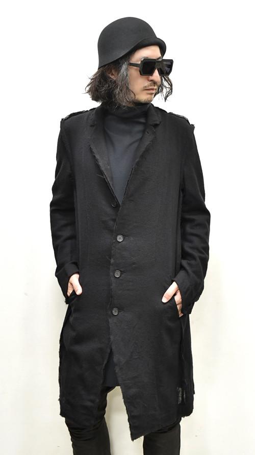 IROFUSI 裁切 Long Jacket 通販 GORDINI006