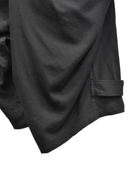 JULIUS wrap baggy trousers 通販 GORDINI004