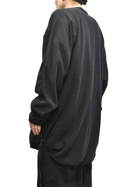 NILS fleece jacket 着用 通販 GORDINI004