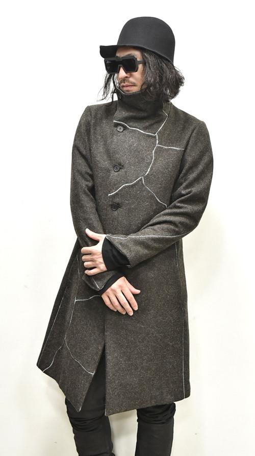 IROFUSI 罅割 Coat 通販 GORDINI002