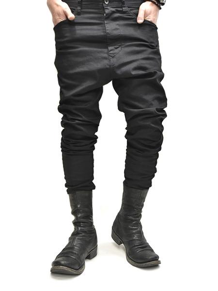 JULIUS arched pants  着用 通販 GORDINI009
