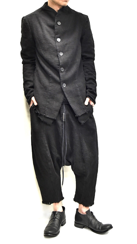 ARMYOFME cropped pants set 通販 GORDINI001