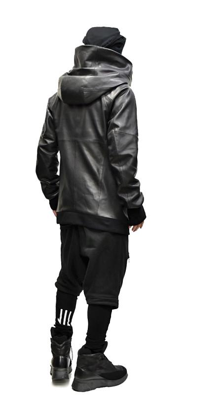 JULIUS leather PARKA set 通販 GORDINI002