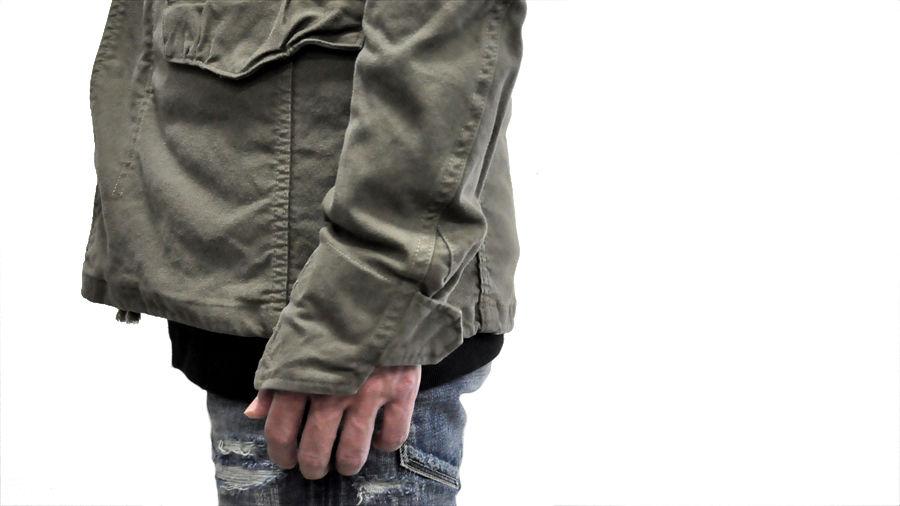 wjk M65 フィールドジャケット 通販 GORDINI020