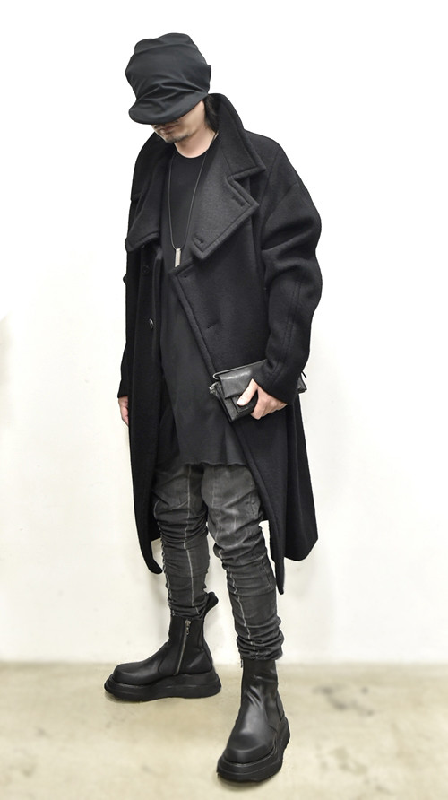 JULIUS Divided Coat 通販 GORDINI009