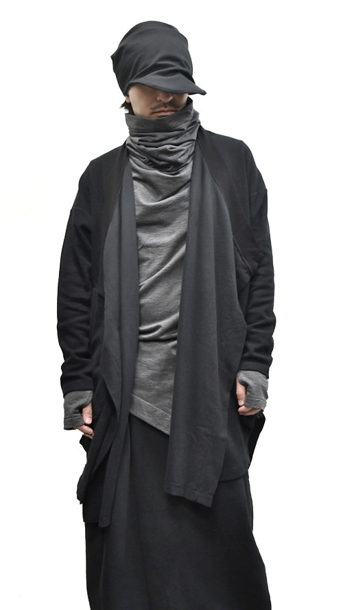 JULIUS Drape Gown 通販 GORDINI001