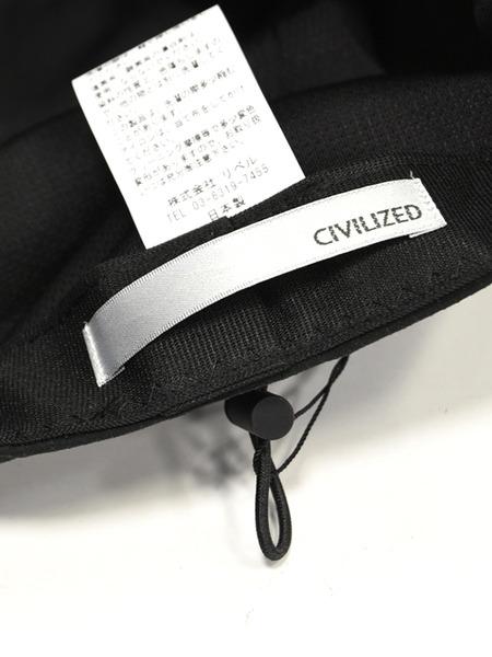 CIVILIZED ヴェロシティキャップ 通販 GORDINI007