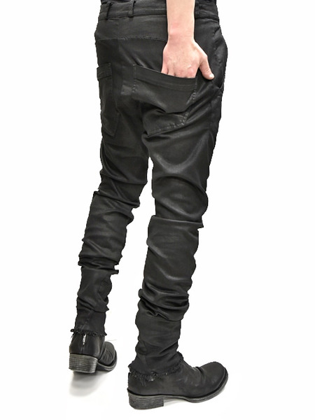 ARMYOFME skinny black 着用 通販 GORDINI006