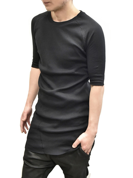 ARMYOFME rib T shirts 着用 通販 GORDINI006