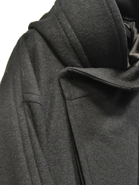 JULIUS hooded coat 通販 GORDINI004 insta coorde