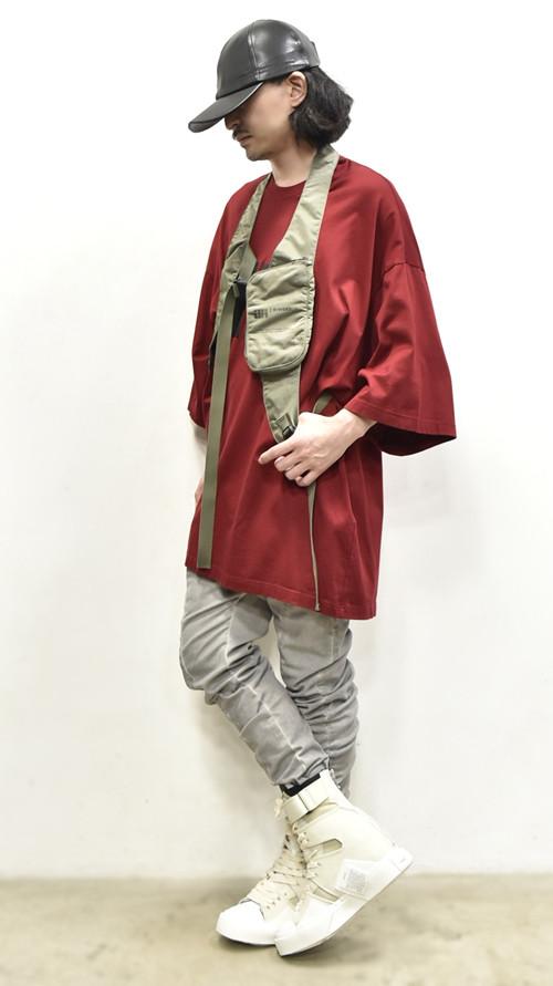 JULIUS holster vest 通販 GORDINI007