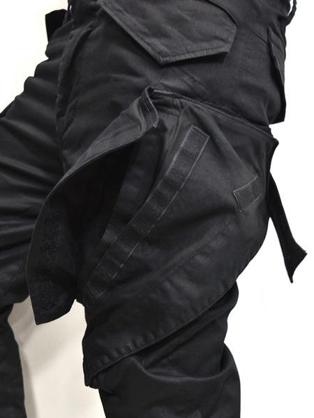 JULIUS ガスマスクパンツ 黒 通販 GORDINI011