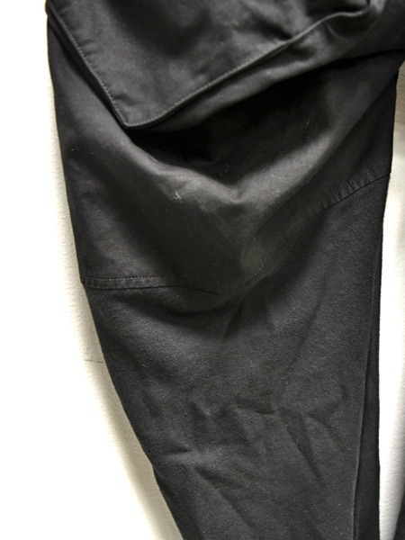 JULIUS gasmask pants 通販 GORDINI004