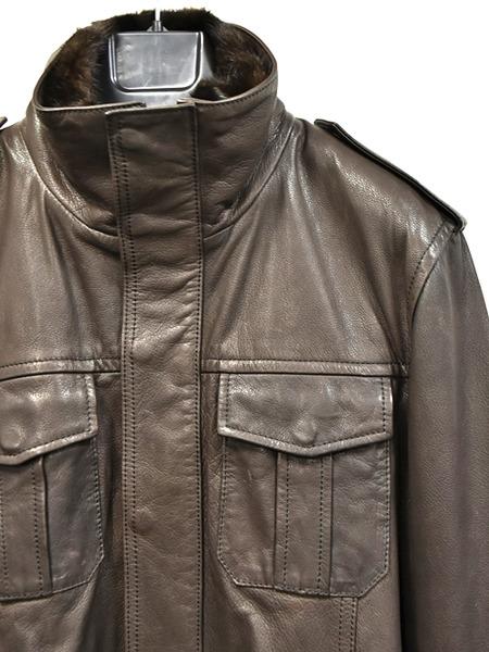 Galaabend leather item 通販 GORDINI021
