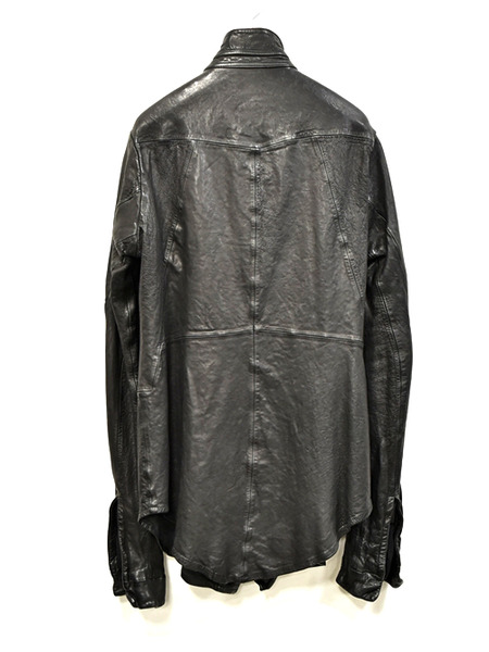 JULIUS leather shirts 通販 GORDINI005