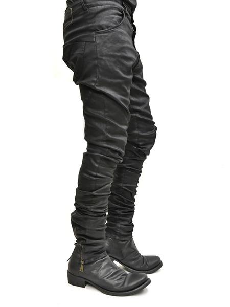 Nostrasantissima coating pants通販 GORDINI007