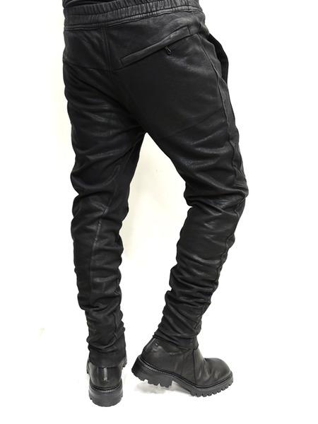 JULIUS coated rider pants 通販 GORDINI009