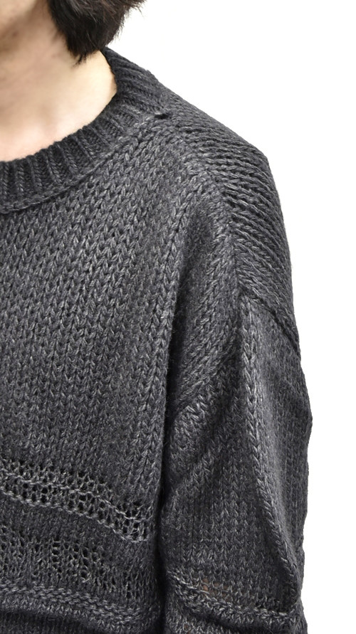 Nostra Pullover Knit 通販 GORDINI007