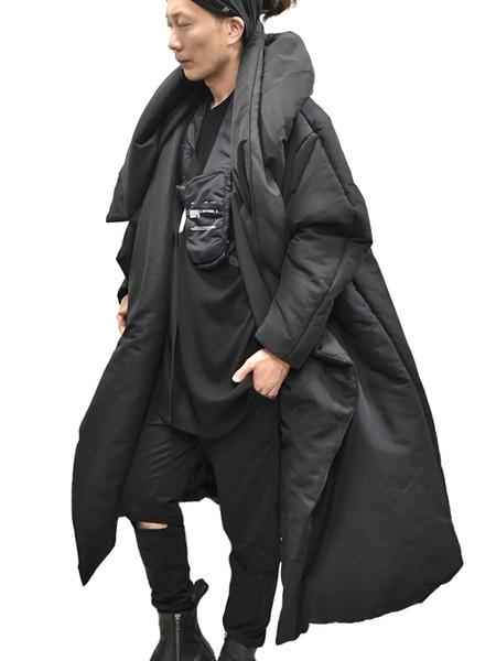 JULIUS Hooded Overcoat 通販 GORDINI007